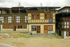 Paro House View With Shop
