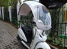 Activa Two Wheeler With roof Cover