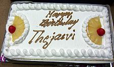 Happy Birthday Thejasvi