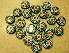 Heineken Beer Caps