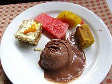 coffee choco icecream Watermelon Pinapple Mysore Park Pastry