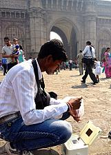 How to get Instant Photo at Gateway of India