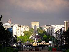 Arc From La Defence