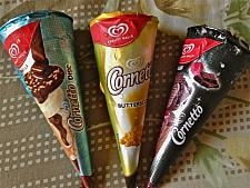 Three Cornettos