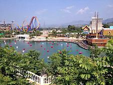 Adlabs Imagica Top View