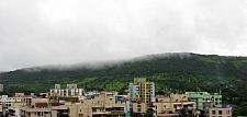 Yeor Hill in Thane during Monsoon